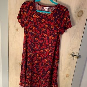 LuLaRoe High Low dress - in great condition XS